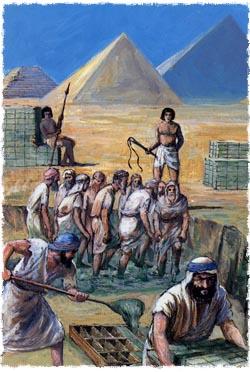 Ägypten Haus der Knechtschaft